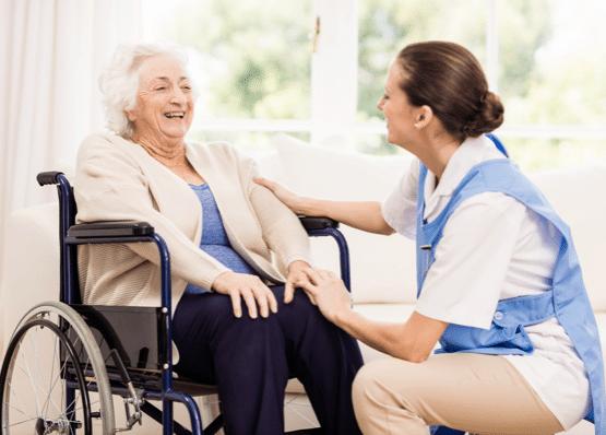 Pflegerin Erfahrungen in der Betreuung